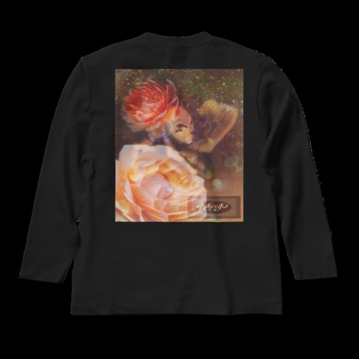 ロングスリーブTシャツ - M - ブラック