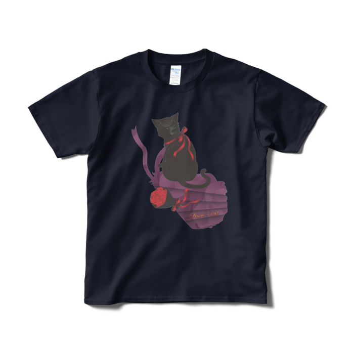 Tシャツ(短納期) - S - ネイビー