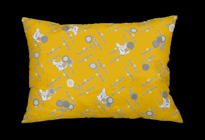 枕カバー - 43x63cm - 両面11