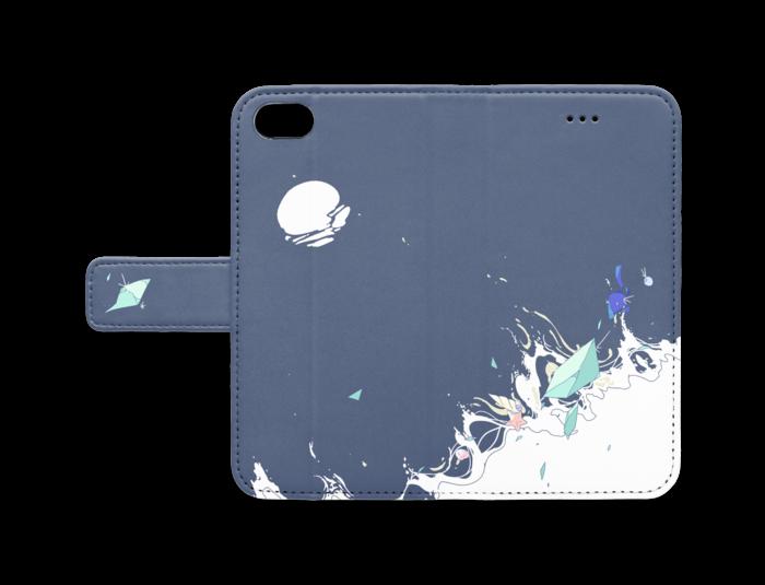 手帳型iPhoneケース - iPhone 8 / 7 - ストラップ穴 なし