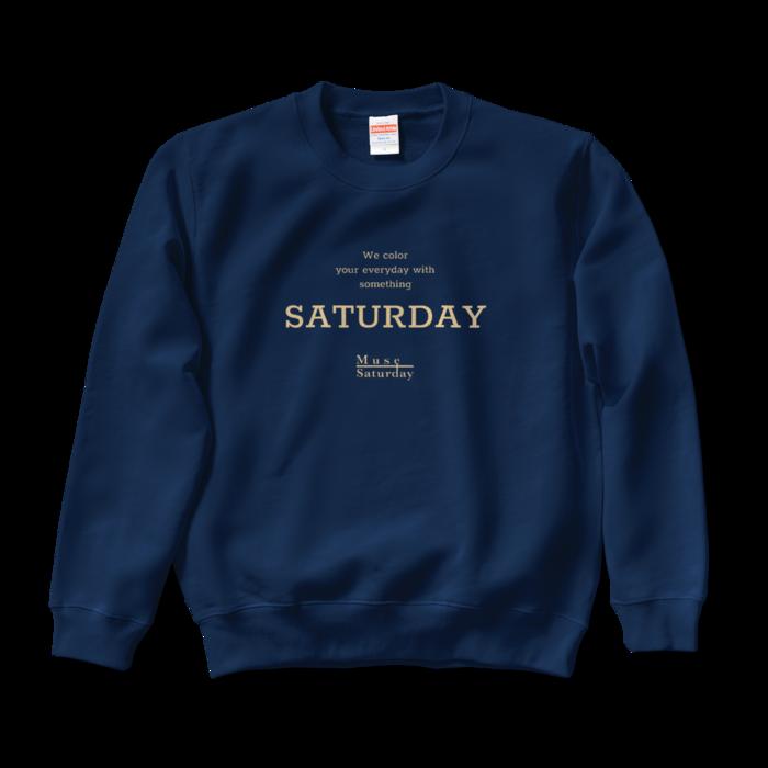 Saturday《Logo typeB》- S -