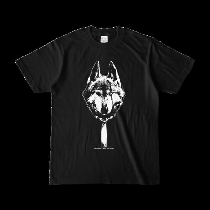 カラーTシャツ - S - ブラック