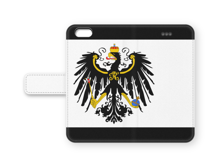 手帳型iPhone6 - ストラップ穴 なし