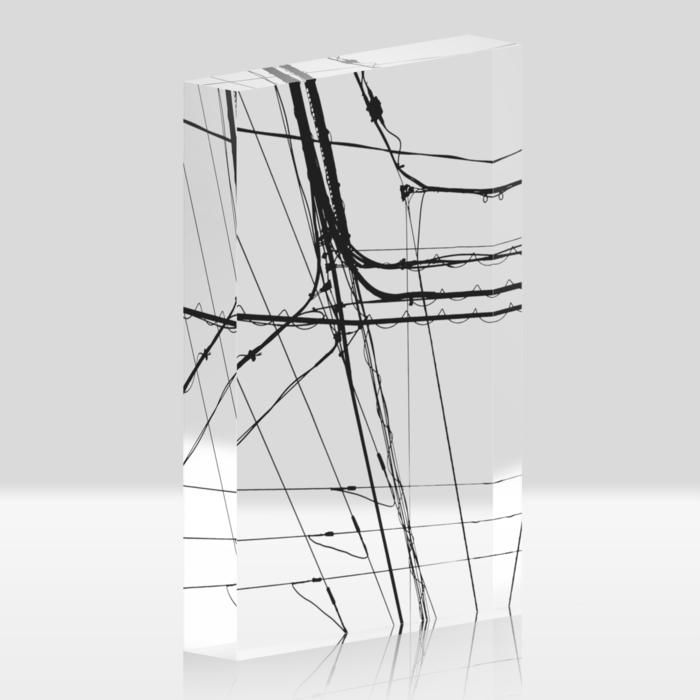 アクリルブロック - 100x148mm