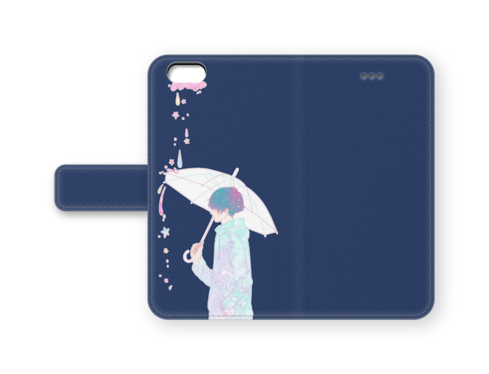 手帳型iPhoneケース - iPhone6