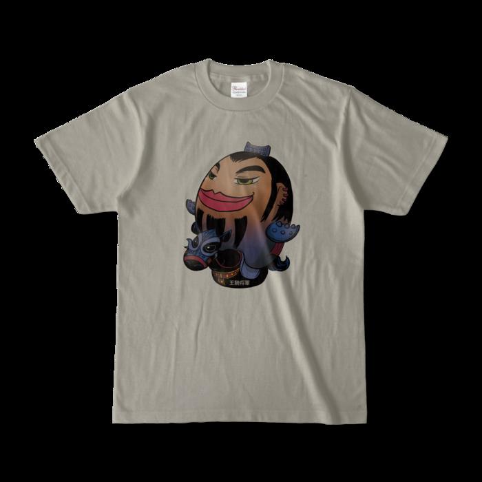 カラーTシャツ - S - シルバーグレー