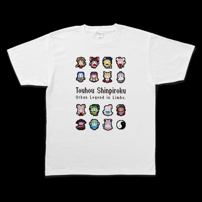 イラスト - 中/Tシャツ(白) - XL