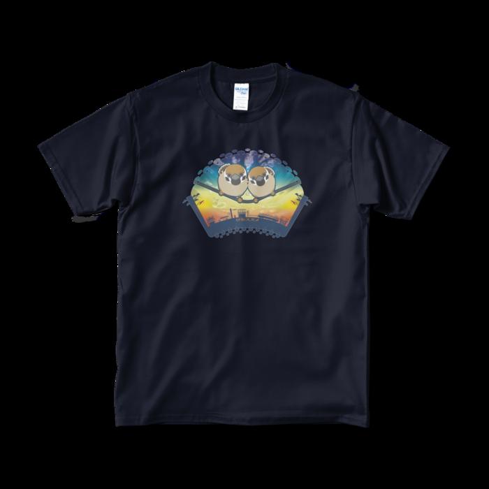 Tシャツ(短納期) - M - ネイビー