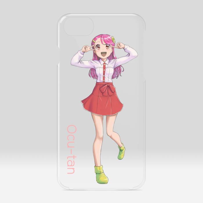 クリアiPhoneケース - iPhone 6 / 7 / 8 / SE2