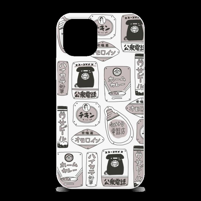 iPhoneケース - iPhone12 / 12 Pro - 正面印刷のみ