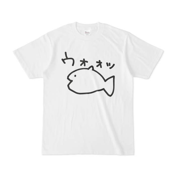 Tシャツ - S - 正面