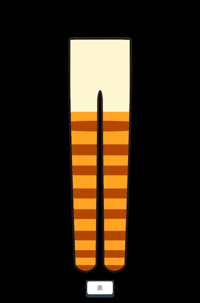 タイツ - M-Lサイズ
