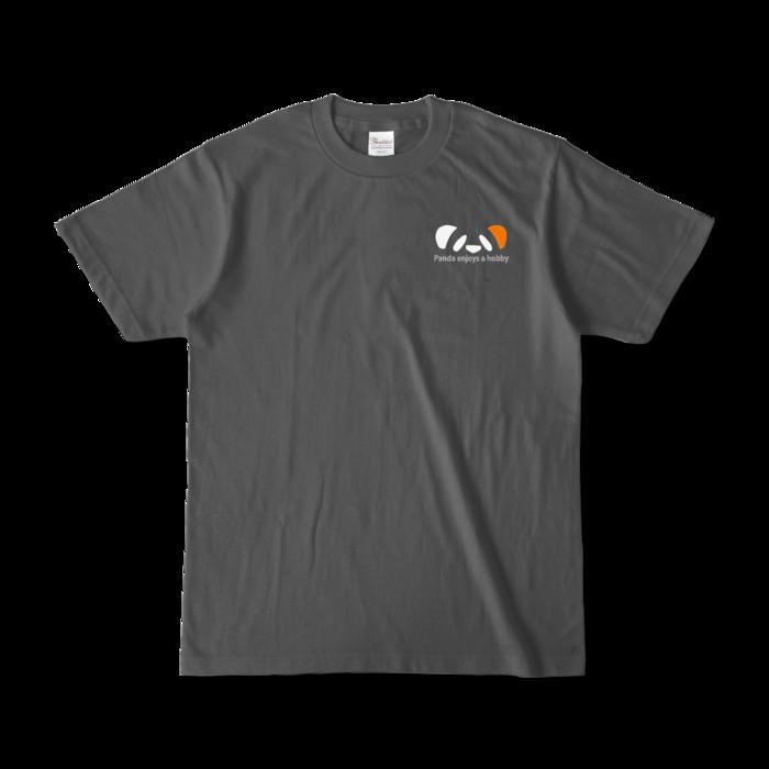 カラーTシャツ - S - チャコール (濃色)