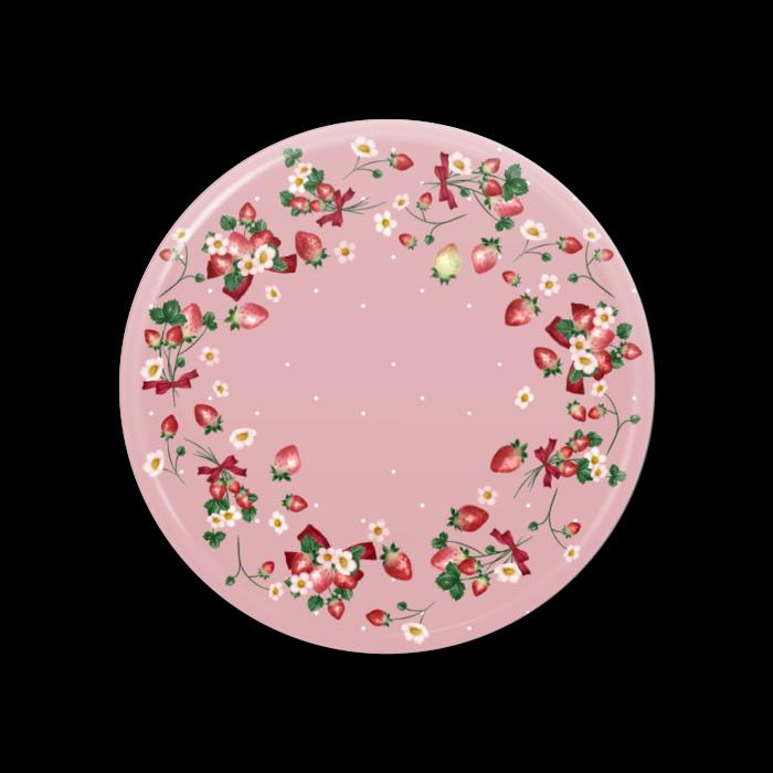【苺】ピンク - 56mm