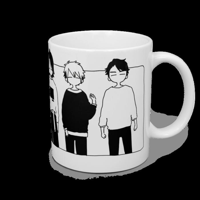 秋組マグカップ