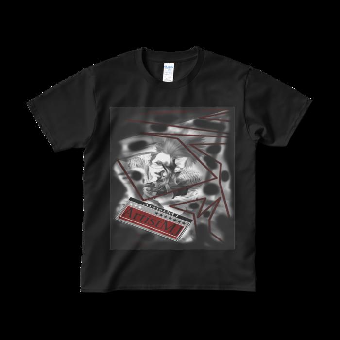 Tシャツ(短納期) - S - ブラック