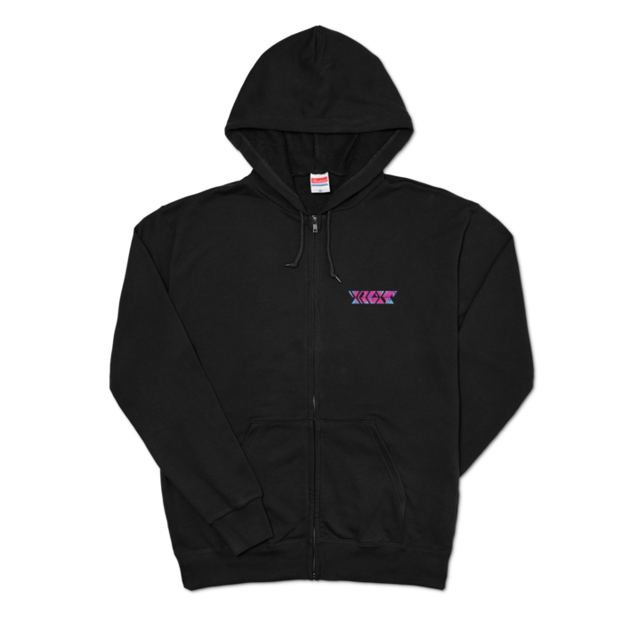 サイバーピンク - XL - ブラック