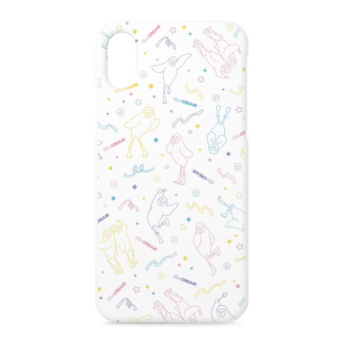 iPhoneケース - iPhone XS / X - 正面印刷のみ