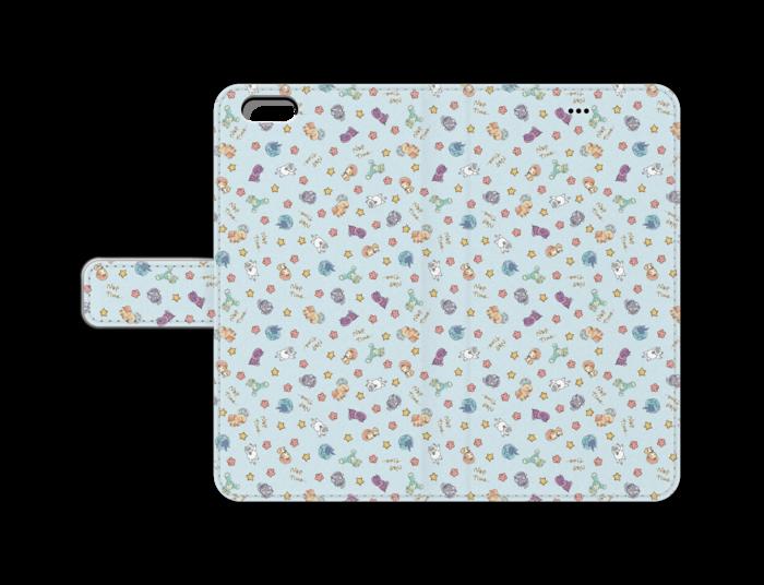 手帳型iPhoneケース - iPhone6 Plus