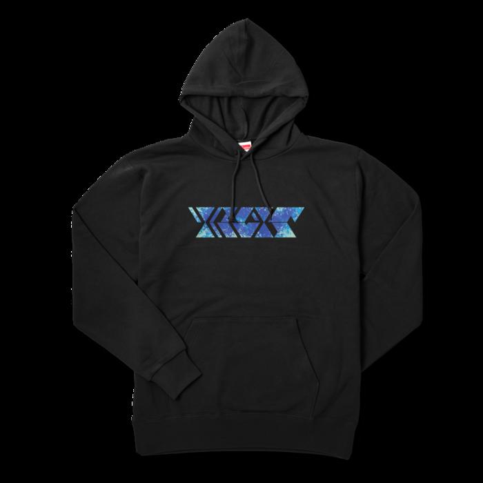 オーシャンブルー - XL - ブラック