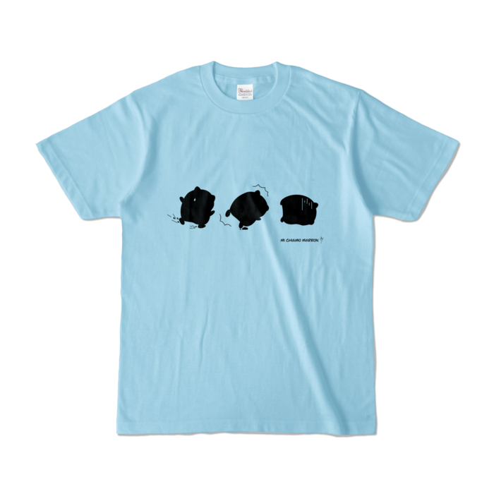 カラーTシャツ - S - ライトブルー