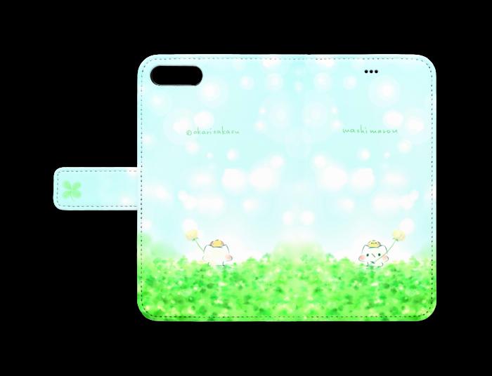 手帳型iPhoneケース - iPhone7 Plus - ストラップ穴 なし