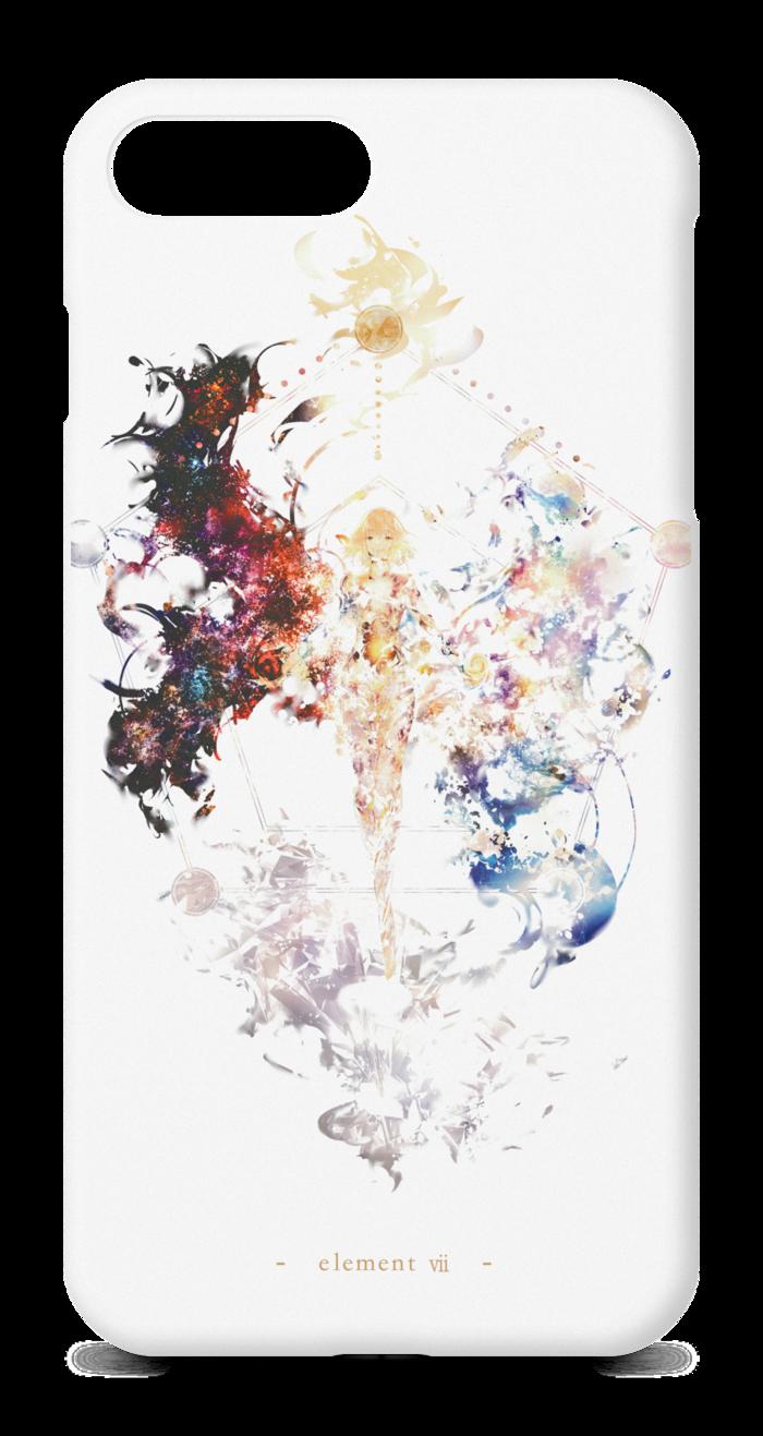 iPhoneケース - iPhone 7 Plus - 正面印刷のみ