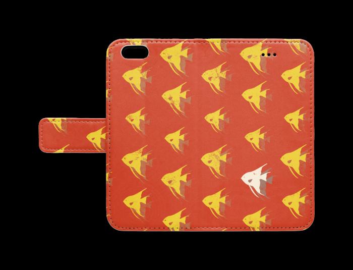 手帳型iPhoneケース - iPhone 6 / 6s - ストラップ穴 なし