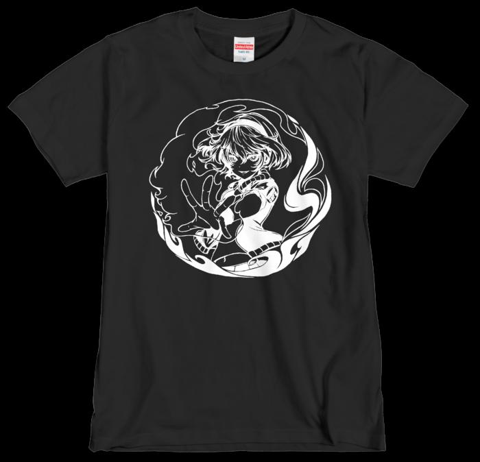 Tシャツ(シルクスクリーン印刷) - M - 白色