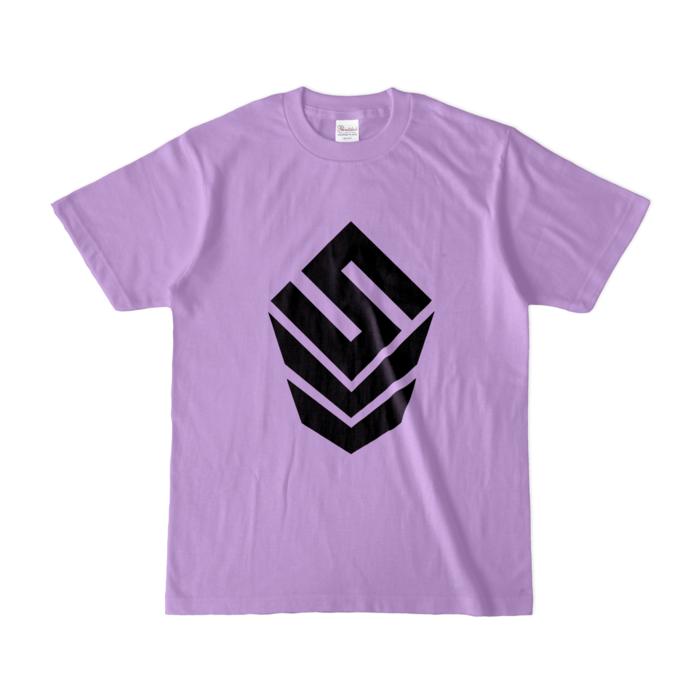 カラーTシャツ(淡色) - S - ライトパープル