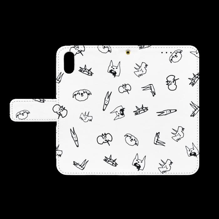 iPhone XS / X - 白