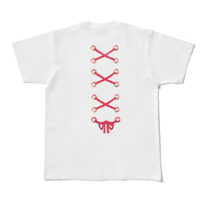 Tシャツ - M - 背面