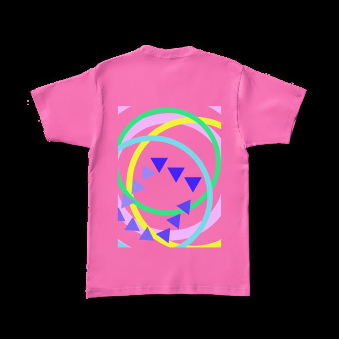 カラーTシャツ - L - ピンク (濃色)