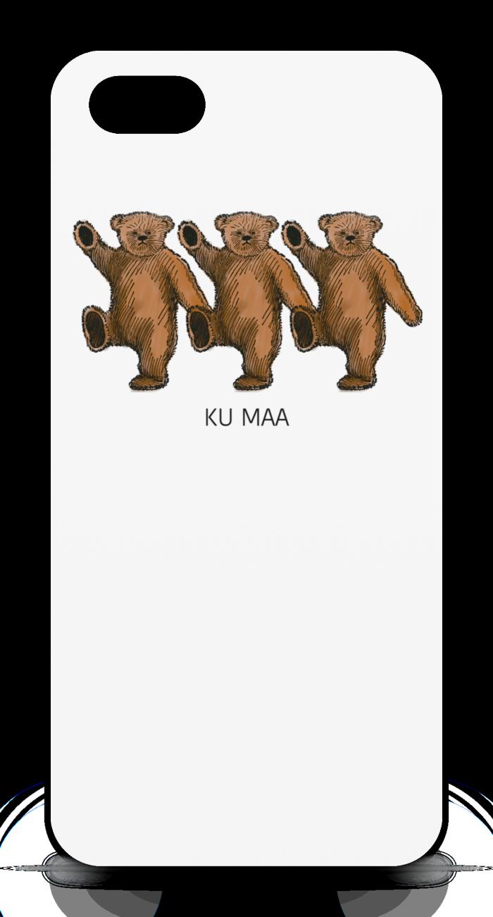 くまー1  - iPhone 5 / SE