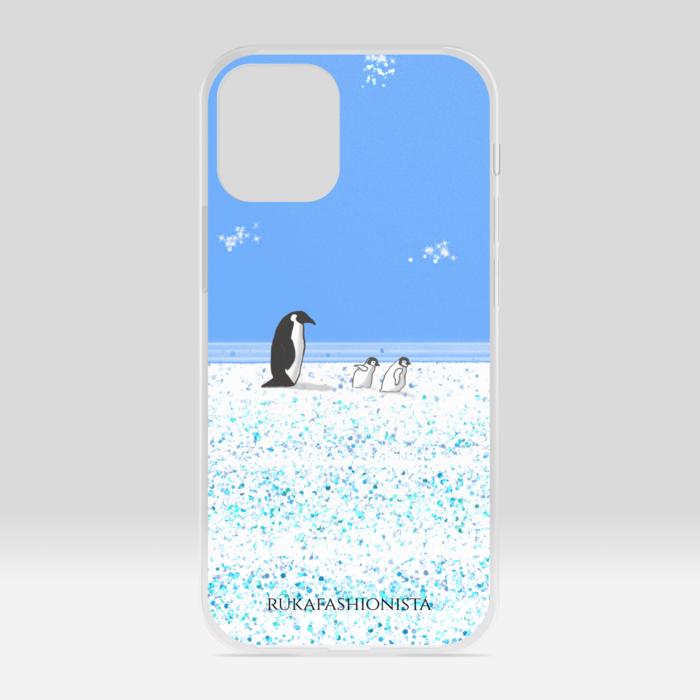 クリアiPhoneケース - iPhone12 mini
