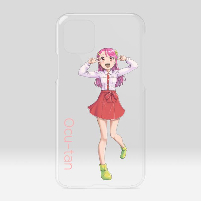 クリアiPhoneケース - iPhone11Pro