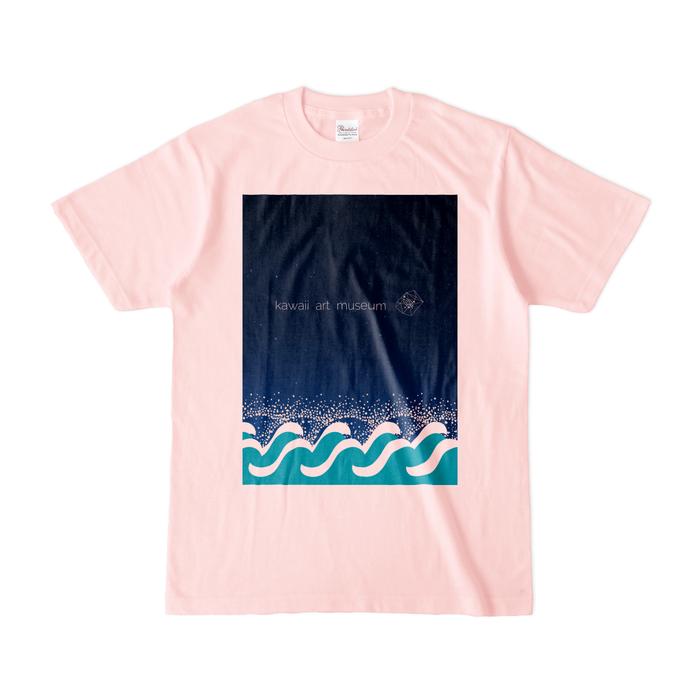 カラーTシャツ(淡色) - S - ライトピンク