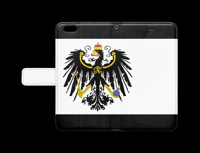 手帳型iPhone6 Plus - ストラップ穴 あり