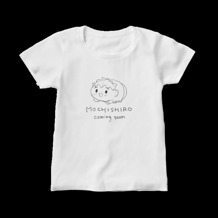 レディースTシャツ-白M
