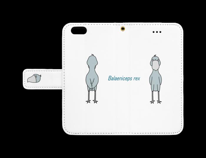 手帳型iPhoneケース - iPhone 6 / 6s(ベルトあり)