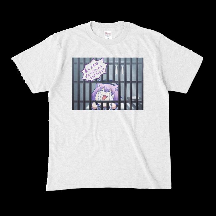カラーTシャツ - M - アッシュ