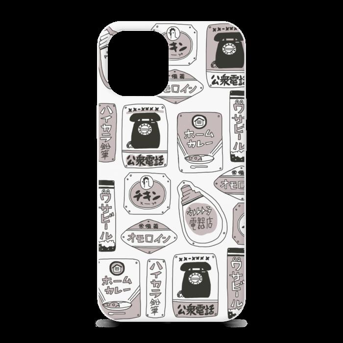 iPhoneケース - iPhone12 ProMax - 正面印刷のみ