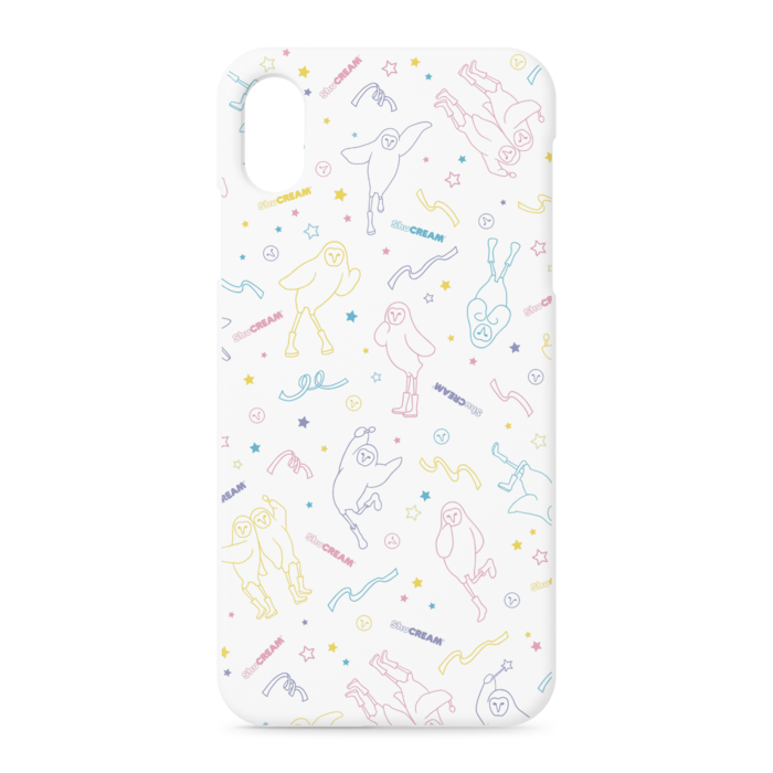 iPhoneケース - iPhone XSMax - 正面印刷のみ