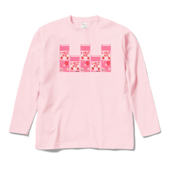 ロングスリーブTシャツ - M - 正面
