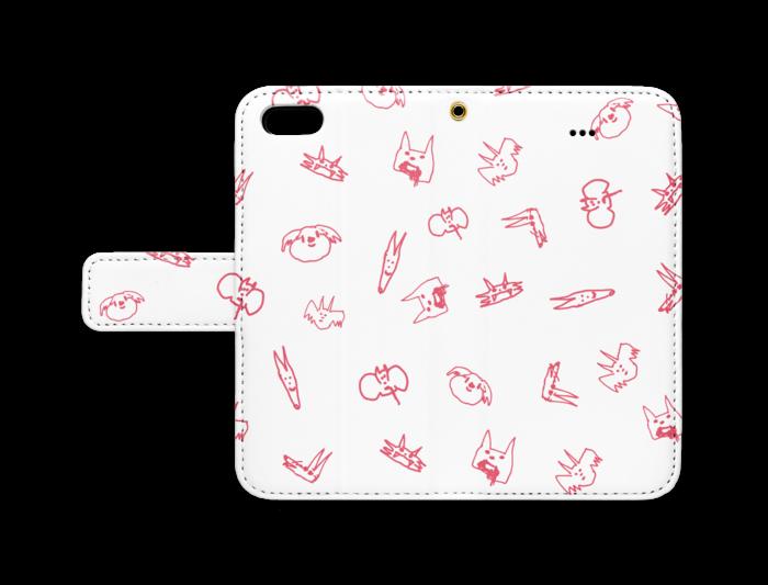 iPhone 5 / 5s / SE - 赤