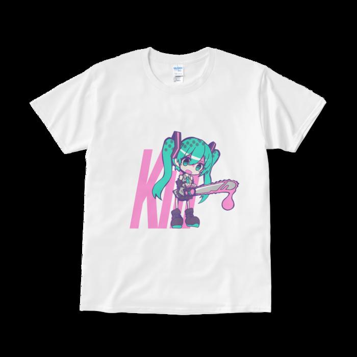 Tシャツ(短納期) - L - ホワイト