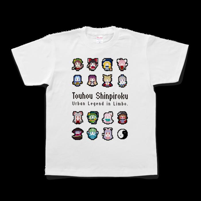 イラスト - 中/Tシャツ(白) - S