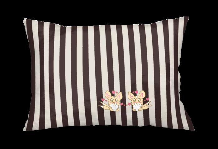 枕カバー - 43x63cm - 両面3