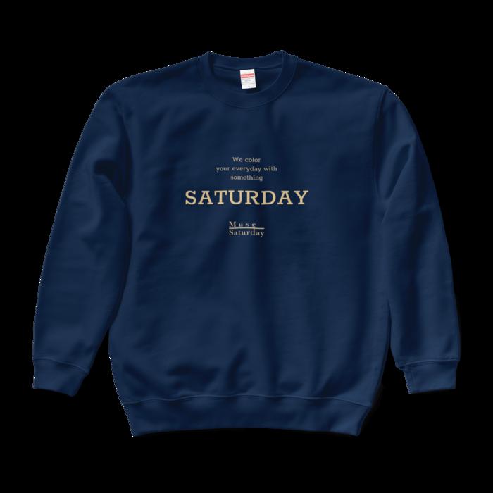 Saturday《Logo typeB》- L -