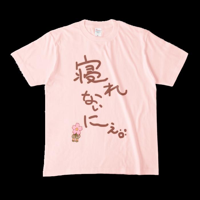 カラーTシャツ - M - ライトピンク